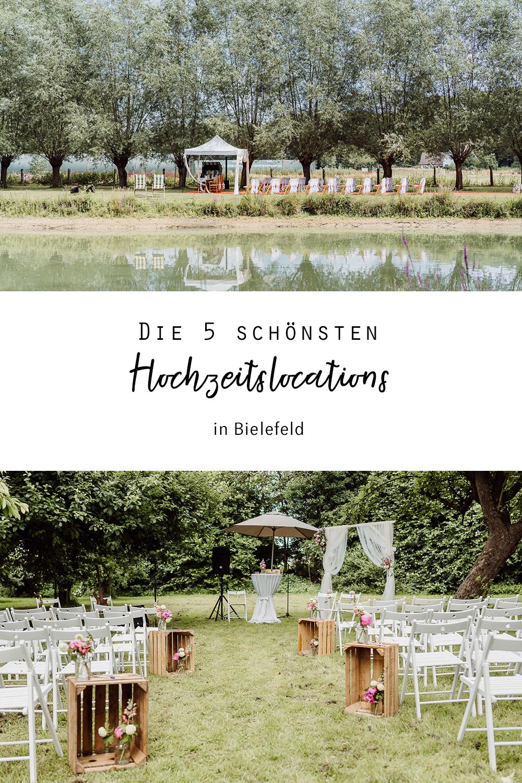 Die 5 schönsten Orte zum Heiraten in Bielefeld