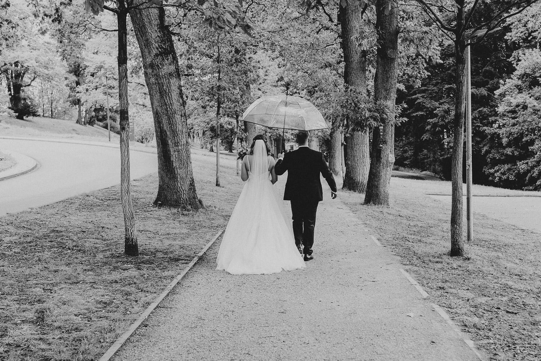 Hochzeitsfotos auf dem Johannisberg Bielefeld