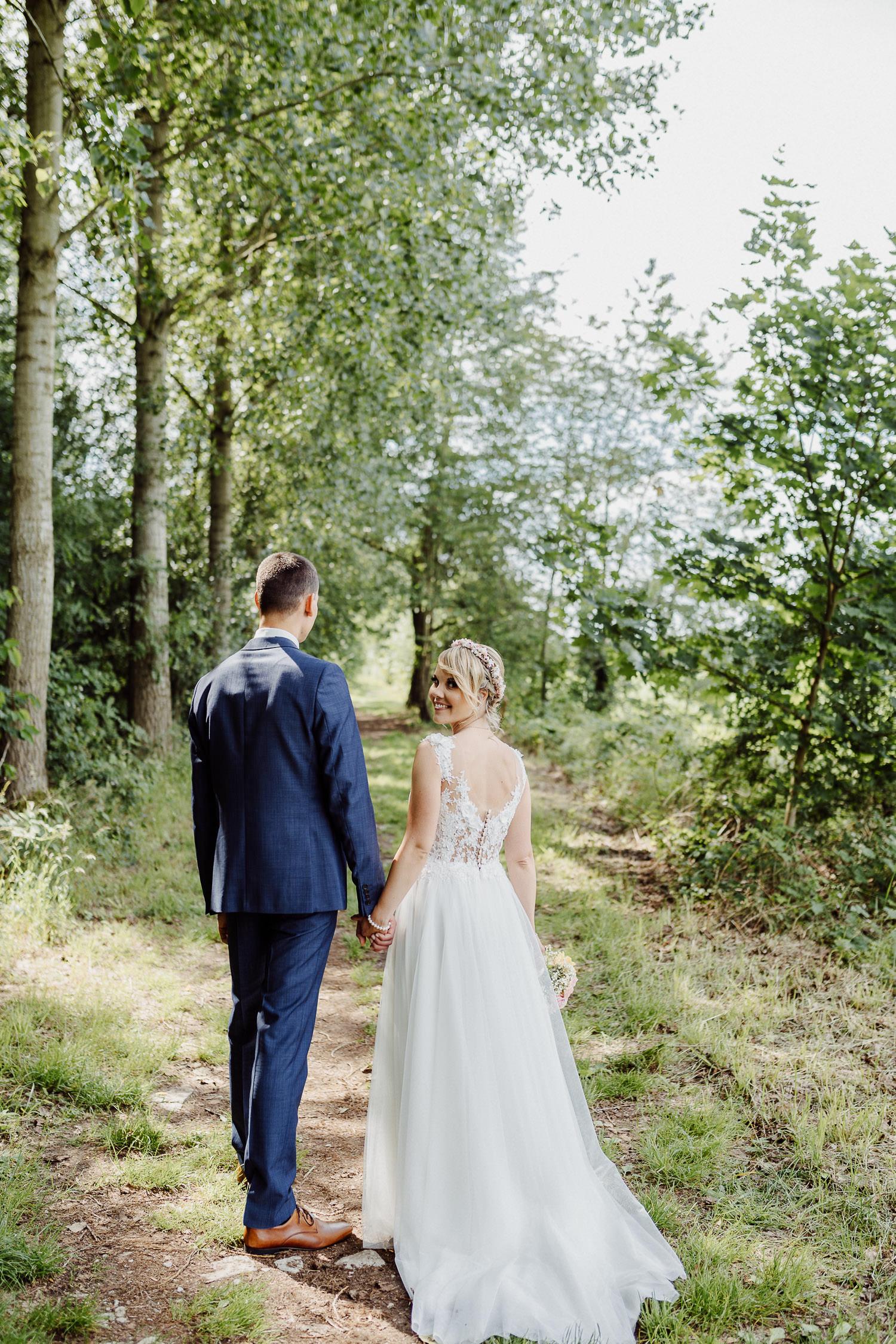 Hochzeit im gastlichen Dorf Delbrück
