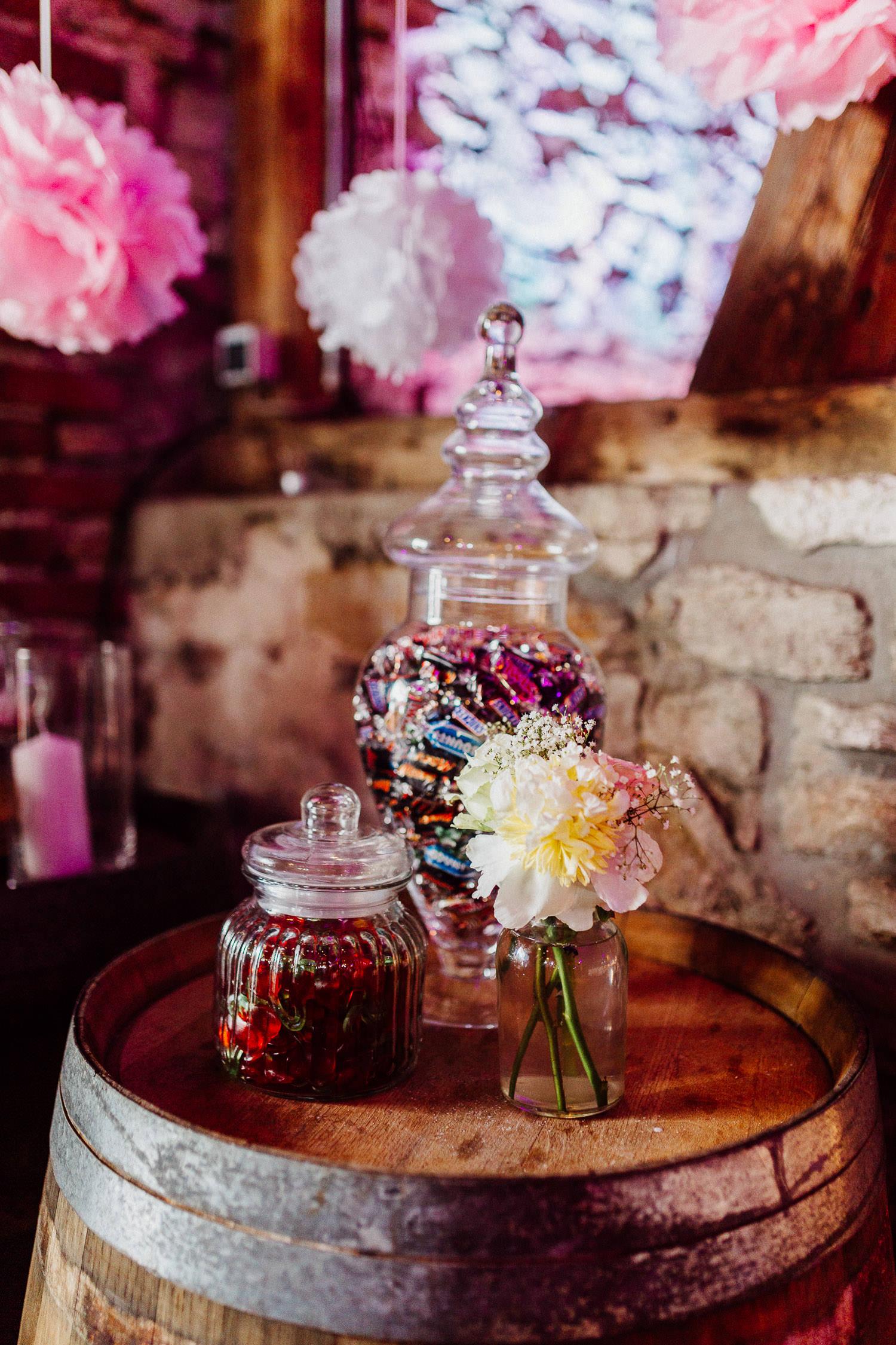Candy Bar Hof Steffen